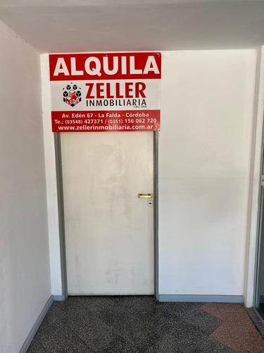 Alquila Oficina Consultorio S/av Edén, La Falda, Córdoba
