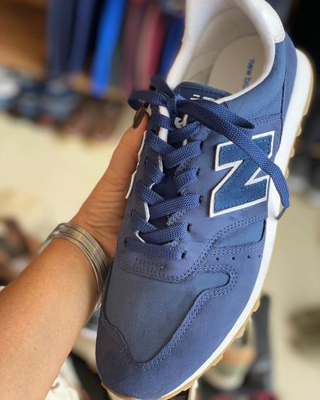 Tênis New Balance 373 Clássico Original Tam. 42 E 43 - Azul