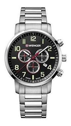 Relojes De Pulsera Para Hombre Relojes 01.1543.102 Wenger