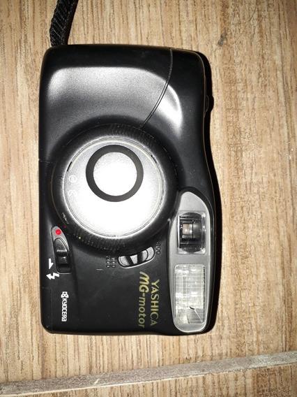 Camera Yashica Mg Motor