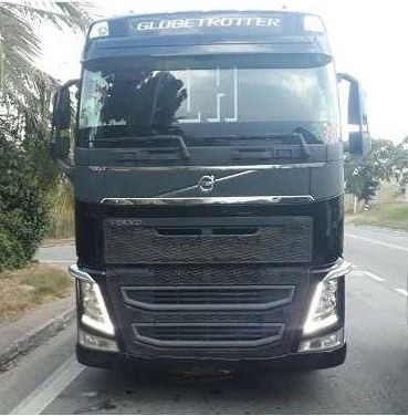 Volvo Fh 540 I-shift 6x4, Ano 2016