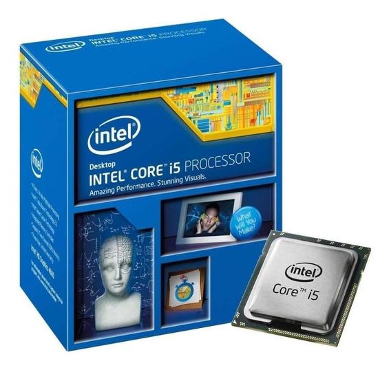 Processador Intel Core I5-4440 3.1ghz, 6mb, Lga1150 C/cooler