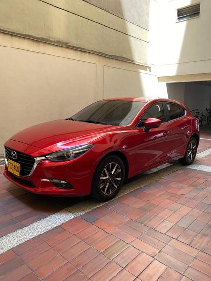 Mazda 3 Hatchback Touring Motor 2.0 2019 Rojo Mistico