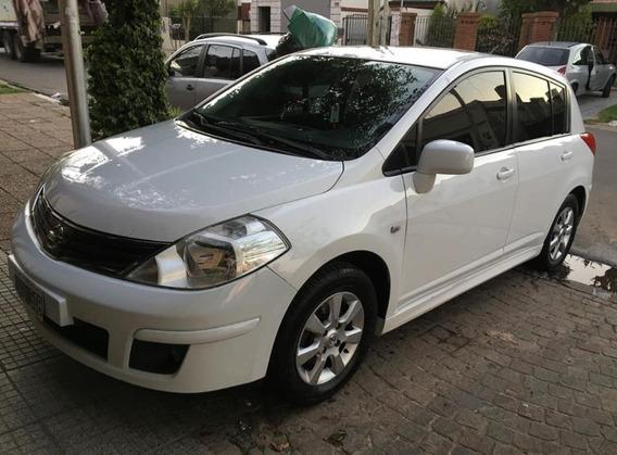 Oportunidad!!! Nissan Tiida 1.8 Acenta 2011 Con Gnc