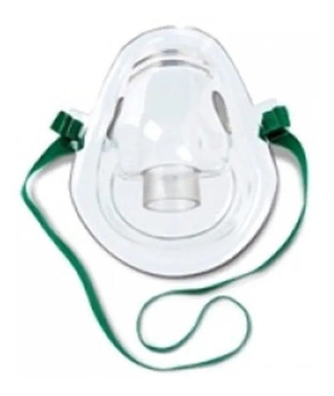 Mascara Nebulizador Omron C-922 Mediana Niños Ne-c28