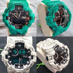 Kit 2 Relógios Original Smael
