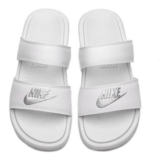 Nike Wmns Benassi Duo Ultra Slide White