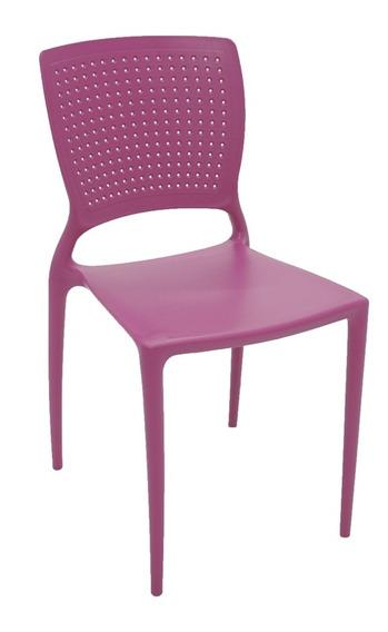 Cadeira Safira Rosa