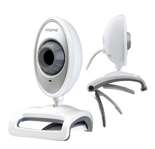 Web Cam Creative Com Audio Externo (não Embutido)
