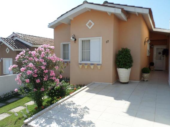 Casa Residencial À Venda, Condomínio Bosque De Sevilla, Sorocaba - Ca5253. - Ca5253