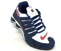 Tênis Shox Nz Nike Original Kit C /2 Pares De Meias