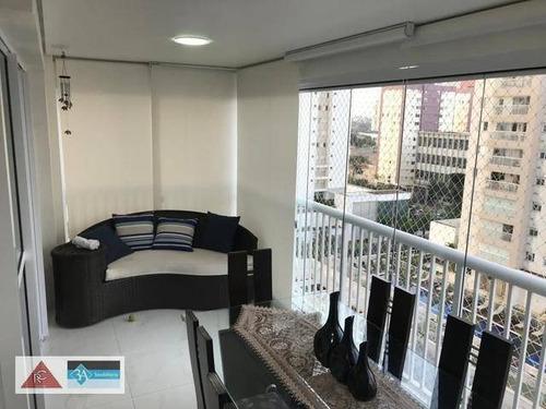 Imagem 1 de 30 de Apartamento Com 3 Dormitórios - Tatuapé - São Paulo/sp - Ap6444