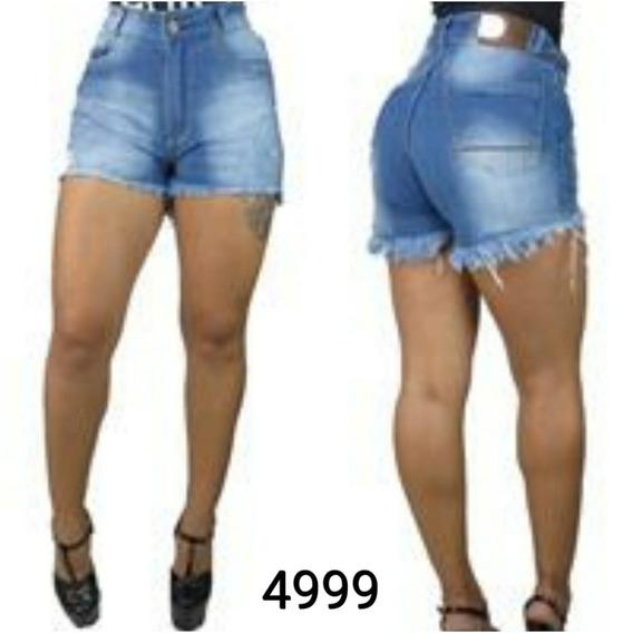 Shorts Jeans Feminino Destroyed 4999