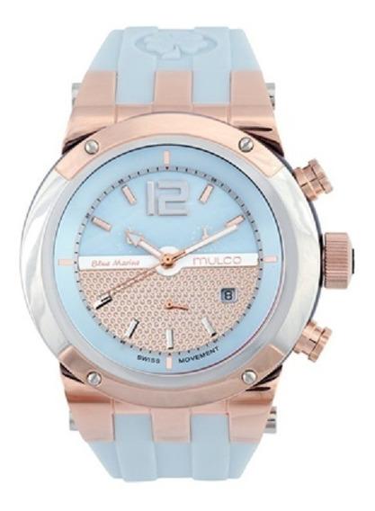 Relógio Mulco Blue Marine Glass Isa - Mw5-1621-423