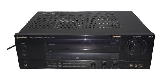 Receiver Dolby Pro-logic Gradiente Dpr-300 Funcionando