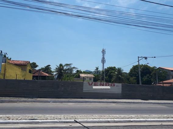 Terreno Na Avenida Principal De Maricá