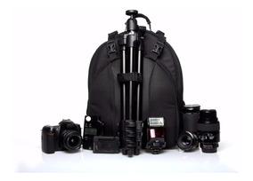 Mochila Profissional Fotografica Camera West Vmb Iii 3 Dslr