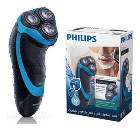 Aparelho De Barbear Rente Philips Barbeador Eletrico At756