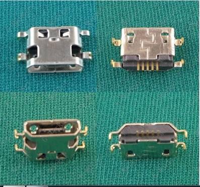 Pin Centro De Carga    Alcatel       C7    7040 Invertido C1 20 Pz