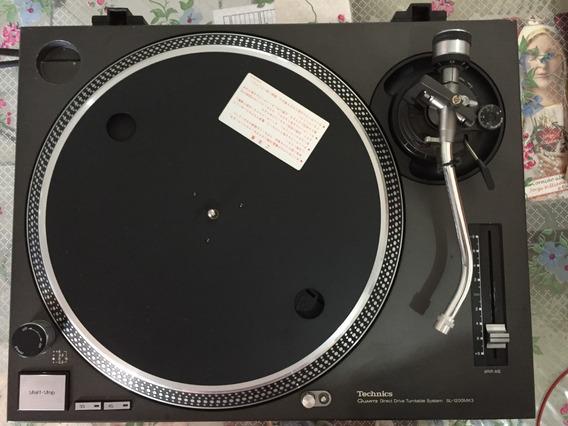 Toca Disco Technics Sl-1200