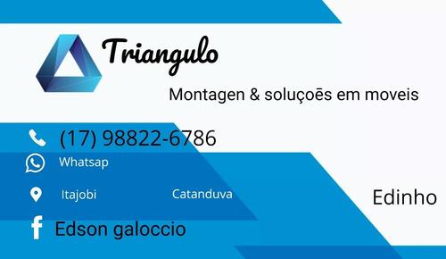 Imagem 1 de 1 de Montador De Moveis  (itajobi / Regiao )