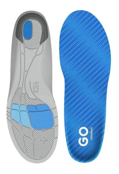 Plantillas Ortopédicas Go Comfort Deporte 26-28cm Talla M