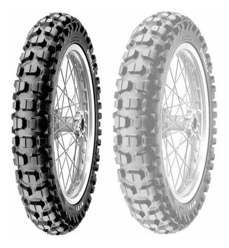 Imagen 1 de 3 de Cubiertas Pirelli Enduro Street Mt21 80/90-21 Pirelli 9087