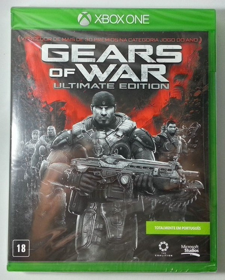 Gears Of War Utimate Edition