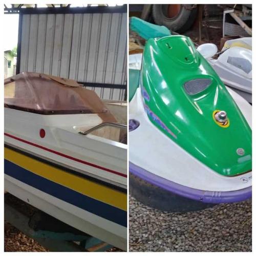 Jet Ski . Lancha