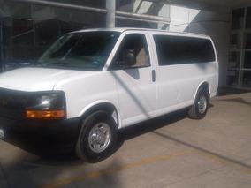 Chevrolet Express Van 4p Ls V8/6.0 Aut 12/pas