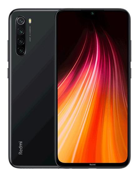 Xiaomi Redmi Note 8 128gb/4gb Ram Teléfono Móvil Versión Glo