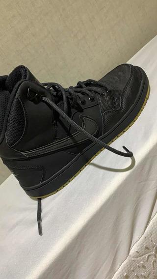 Nike Son Of Force Mid Winter Original Preto