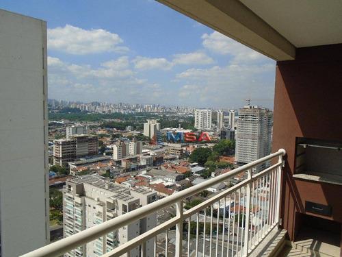 Imagem 1 de 30 de Apartamento Com 3 Dormitórios À Venda Na Barra Funda - Ap8443