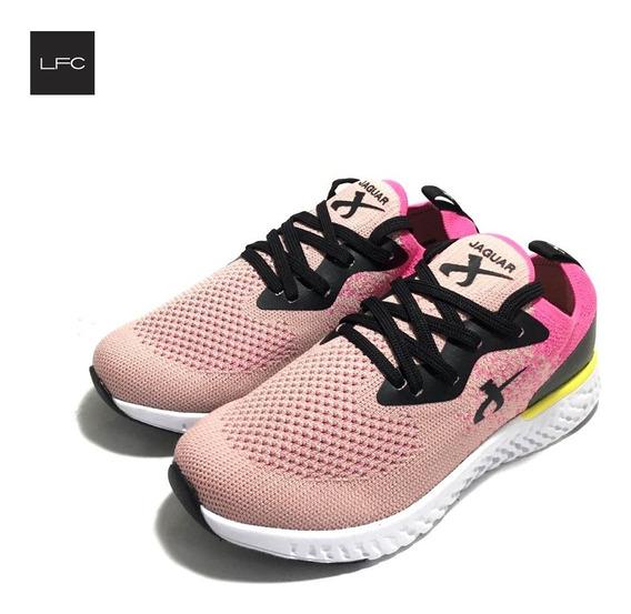 Zapatillas De Mujer Jaguar Running Deportivas (33/9033)