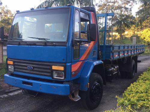 Imagem 1 de 12 de Ford Cargo 1418 1418