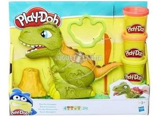 Play-doh Rex El Dinosaurio Hasbro Ref E1952 Juguete