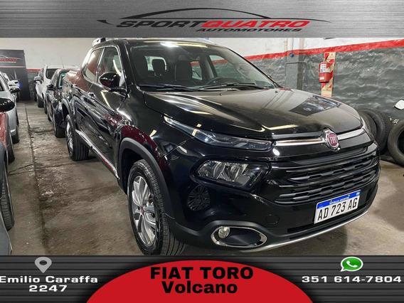Fiat Toro 2.0 Volcano 4x4 At Pack Premium 2019