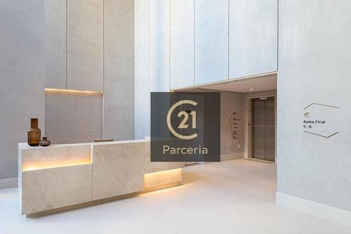 Imagem 1 de 16 de Apartamento Com 2 Dormitórios, 71 M² - Venda Por R$ 1.290.000,00 Ou Aluguel Por R$ 5.888,00/mês - Moema - São Paulo/sp - Ap16278