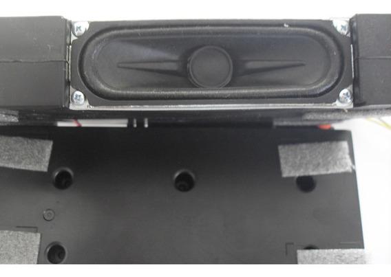 Autofalantes Par Tv Curve Samsung 65 Pol Un65ju6700g