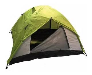 Carpa Hi Tec Formigal- 3 Personas - Camping - Verano -salas.