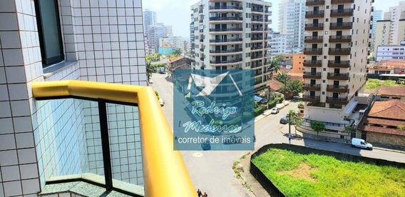 Apartamento Com 1 Dormitório À Venda, 51 M² Por R$ 200.000 - Caiçara - Praia Grande/sp - Ap0441