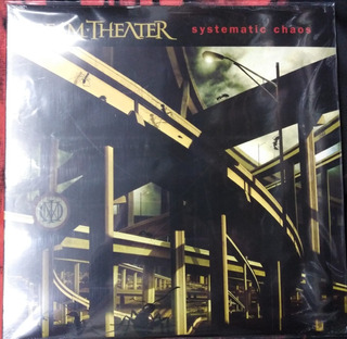Dream Theater - Systematic Chaos, Vinilo Doble.