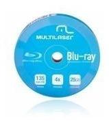Midia Blu Ray Dvd-r 4x S/cx Mltdv057 Shirink 15und (8704)