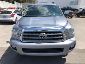 Toyota Sequoia Platinum Aa R 20 Piel Qc Dvd Td At