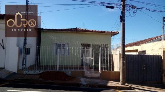 Casa Residencial À Venda, Centro, Franca. - Ca0229