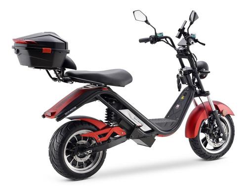 Imagen 1 de 8 de Moto Electrica 4000w Bateria 30 Amper. Garantia Citymotos