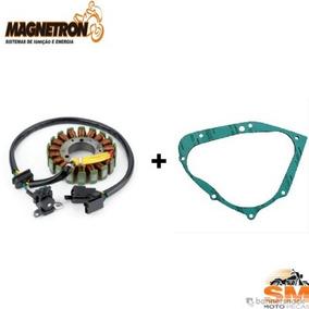 Estator Suzuki Yes125/ Intruder125/ Stx200 Magnetron + Junta