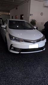 Toyota Corolla Se-g Automatico Prestige Año 2017 0km