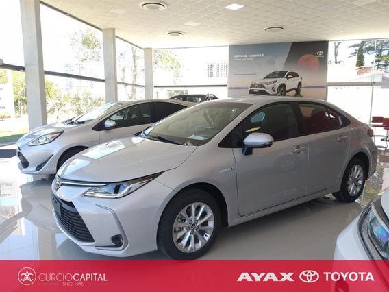 Toyota Corolla Xei Hybrid 2020 Gris Plata 0km