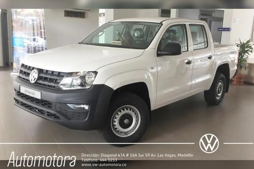 Volkswagen Amarok 2.0 Trendline T 140 Hp